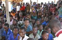 Children of Nanthomba School